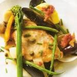 Delicious Italian Pesce All' Acqua Pazza