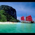 Attractive Phuket Island